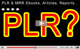 Thumbnail Newly Revised & Organized PLR Private Label Rights Package