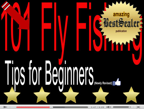 Product picture SOLVED - 101 Fly Fishing Tips For Beginners - Newly Revised